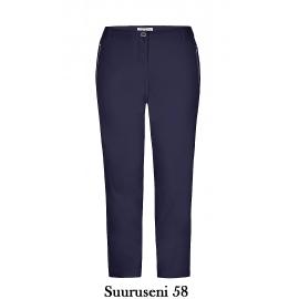 ZHENZI Sinised stretš püksid